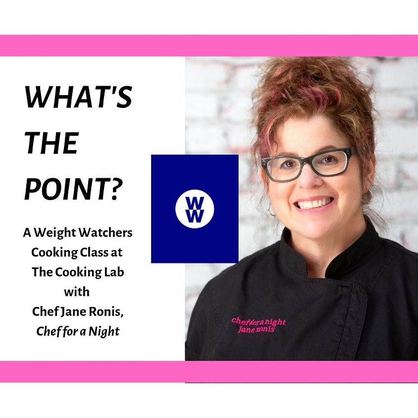 Weight Watchers Class - What's the Point? ~ 7 PM