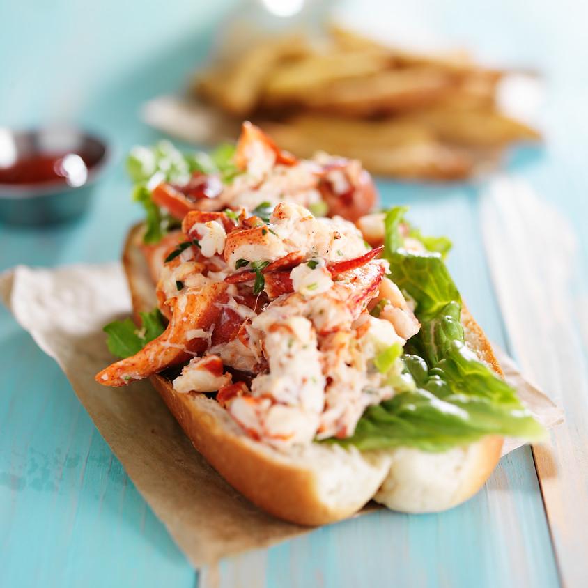 Summer Lobster Roll ~ 5 PM