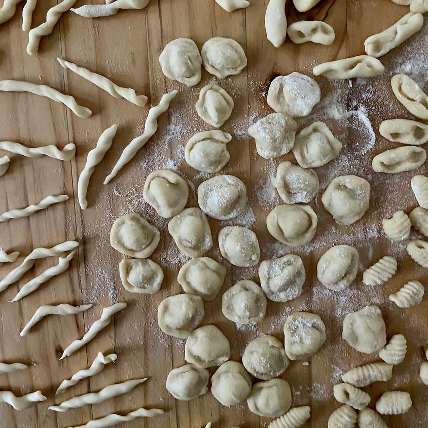 Handmade Orecchiette & Cavatelli