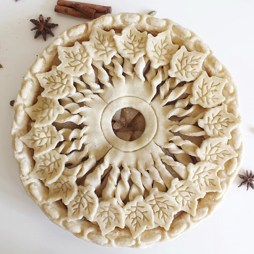 SOLD OUT ~ Thanksgiving Pie Workshop ~ 10 am