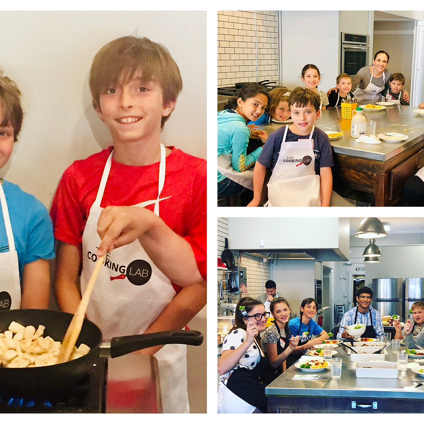 AGES 8-12 - School Vacation Camp ~ 9:30 AM