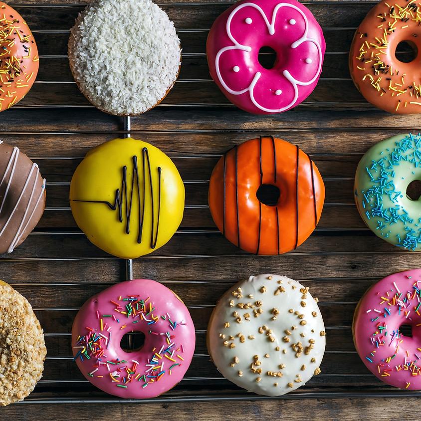 Kids & Teens Class: Doughnuts! ~ 10:30 AM (1)