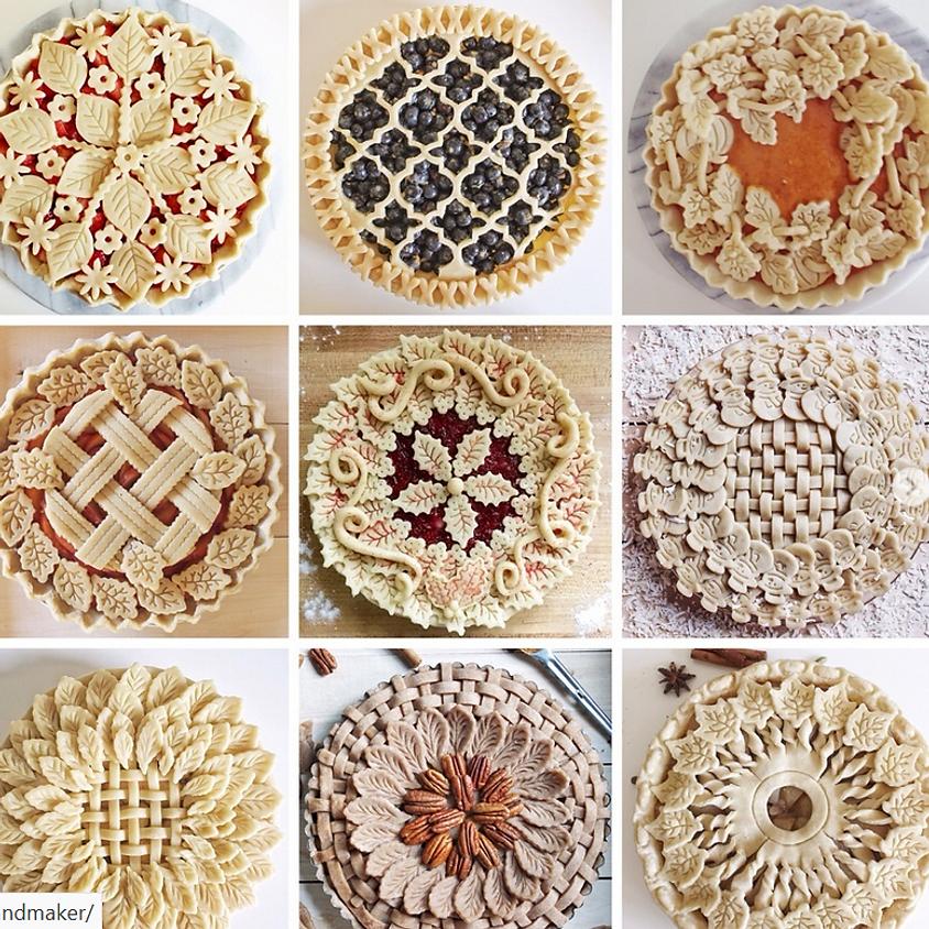 Make & Take Thanksgiving Pie Workshop ~ 10 am