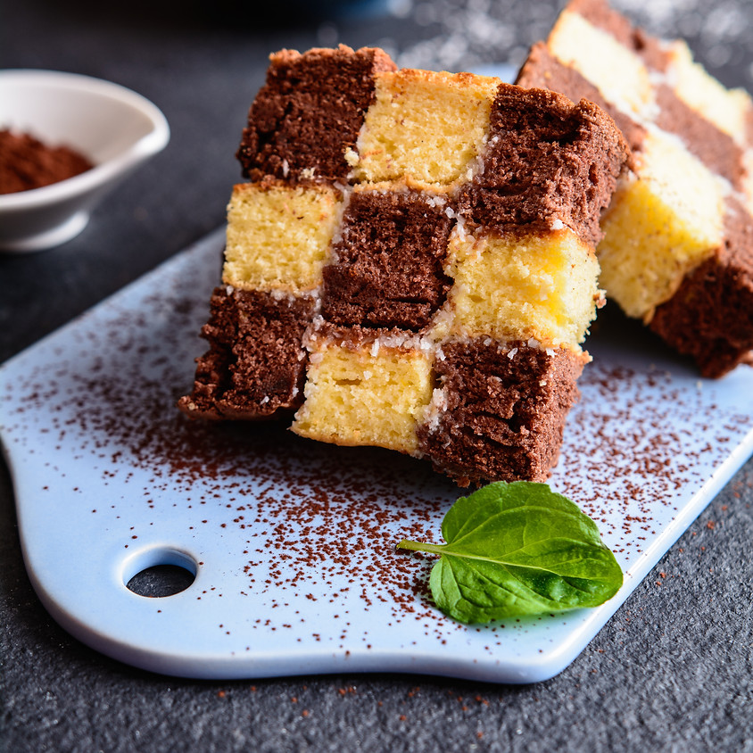 Kids & Teens: Checkerboard Cake - 10 am