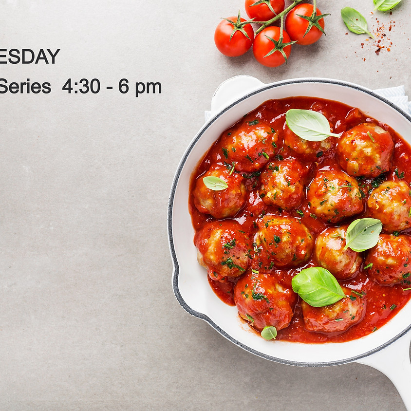 Virtual MAY After School Cooking & Baking Series ~ 4:30 PM