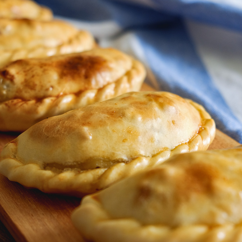 Virtual Family Dinner: Empanadas de Pollo ~ 6 PM