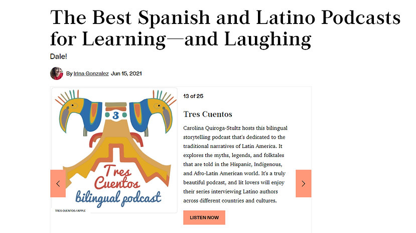 The Best Spanish and Latin oPodcast for learing and laughing.jpg