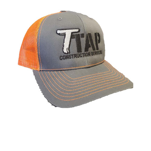 Hat with Mesh Back