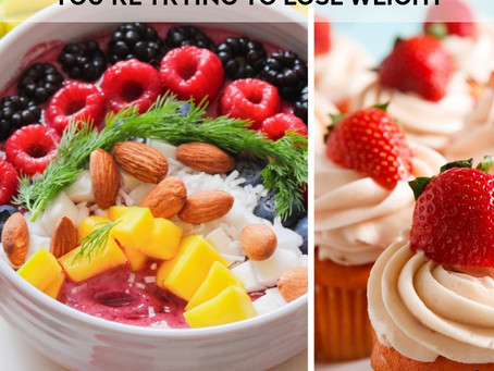 80/20 Rule. What is it and why it works when you're trying to lose weight.