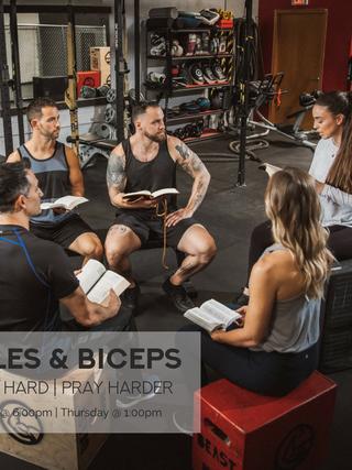 Bibles & Biceps