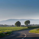 Into the Hills #road #landscape #colour