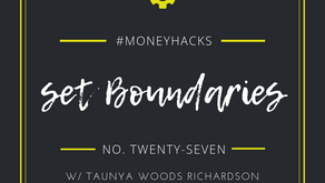 #MatrixHack No. 27   Set Boundaries