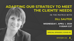 MARKETING: ADAPTING OUR STRATEGY TO MEET THE CLIENTS' NEEDS