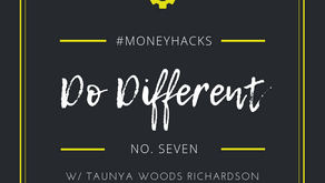 #MoneyHack No.7 | Do Different