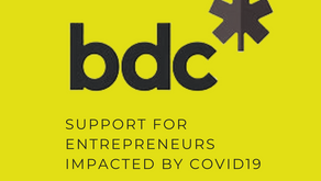 BDC SUPPORTS ENTREPRENEURS IMPACTED BY COVID-19
