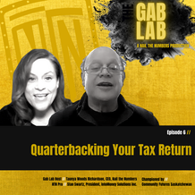 Episode 6 // Quarterbacking Your Tax Return