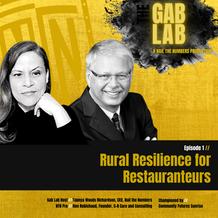 Episode 1 // Rural Resilience for Restauranteurs