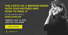 THE COST OF A BROKEN BOND WITH OUR MOTHER