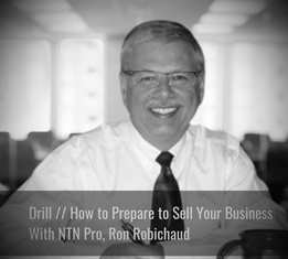 Drill // How to Prepare Your Business to Sell