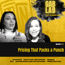 Episode 2 // Pricing That Packs a Punch