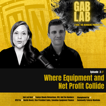 Episode 3 // Where Equipment and Net Profit Collide