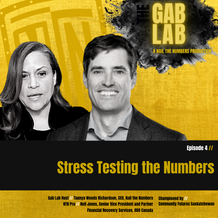 Episode 4 // Stress Testing the Numbers