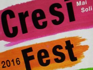 Mai soli - CresiFest 2016