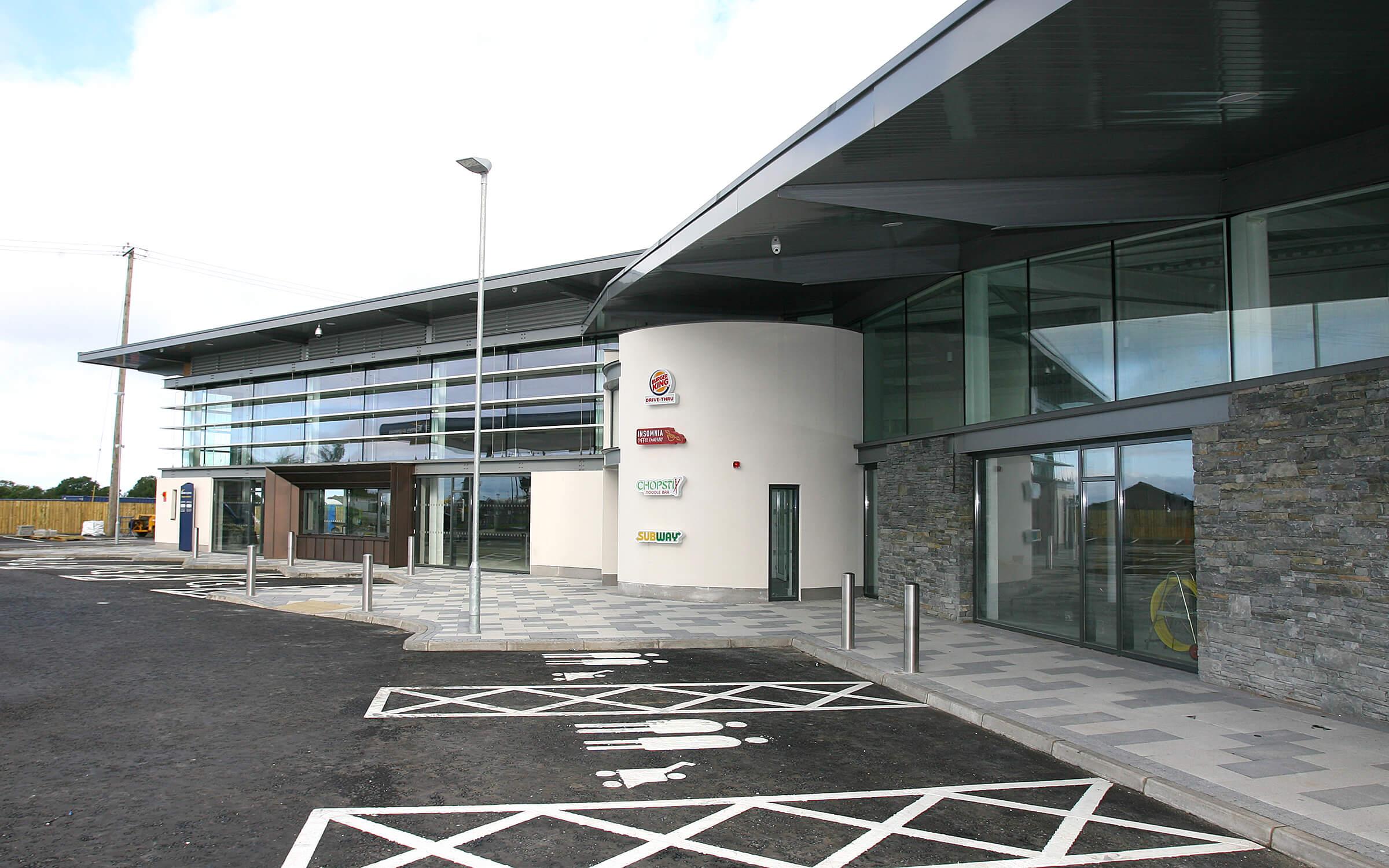 PFS at Belfast International Airport