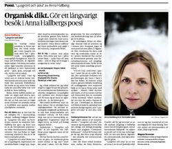 Gästrecension, DN 14 januari 2014.