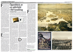 Essä om 200 år av Stockholmsbilder.