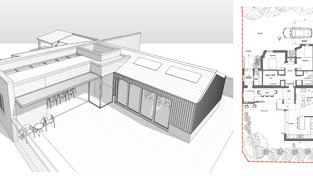 PLANNING GRANTED FOR UNIQUE HOUSE WITHIN WDC'S 7KM PROTECTION ZONE