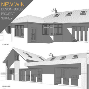 PHI WINS DESIGN+BUILD CONTRACT FOR SURREY CONVERSION PROJECT