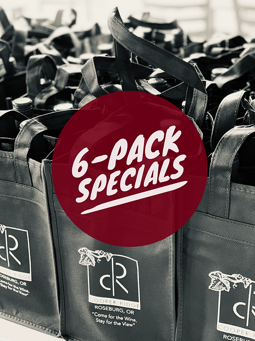 6-Pack Specials
