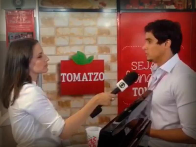 Entrevista Globo
