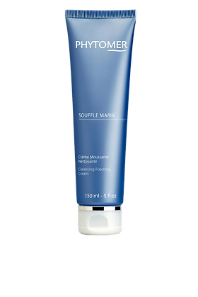 SOUFFLE MARIN CLEANSING FOAMING CREAM ALL SKIN TYPES 海洋深層潔面乳 150ML