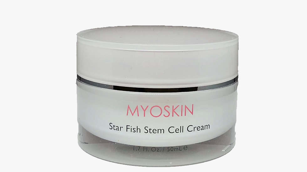 MYOSKIN STARFISH STEM CELL CREAM 海星幹細胞頂級霜