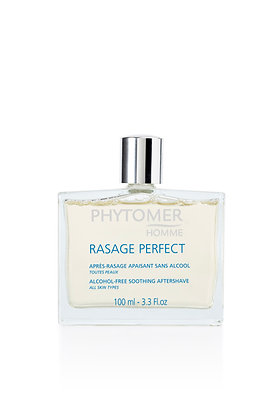 RASAGE PERFECT ALCOHOL FREE SOOTHING AFTER SHAVE 男仕鬚後水 100ML