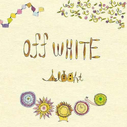 off white  /   Azligt