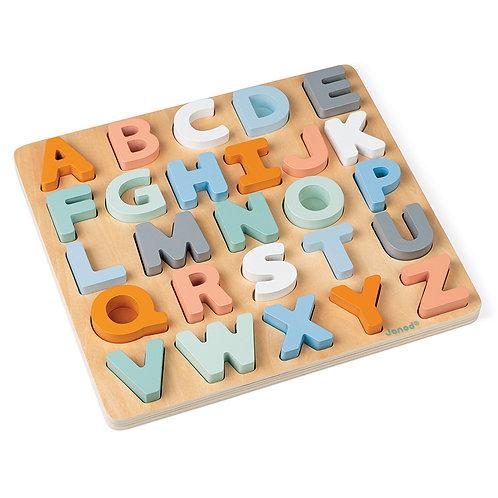 Janod - Cocoon Alpha Puzzle