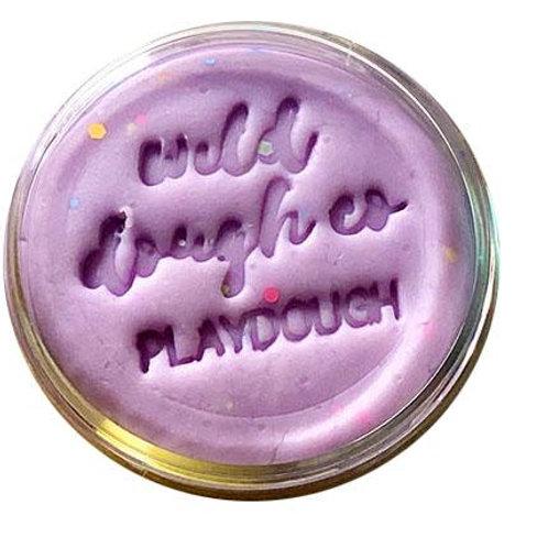 Party Purple Playdough