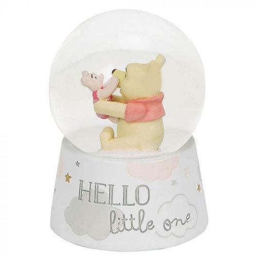 Pooh: Snow Globe Pooh & Piglet