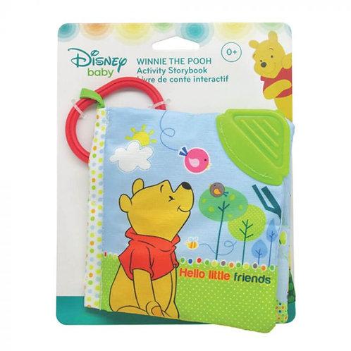 Winnie The Pooh Soft Book - Hello Little Friends