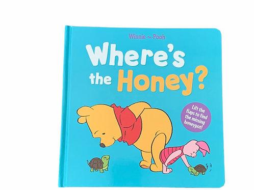 Winnie The Pooh - Where's The Honey?