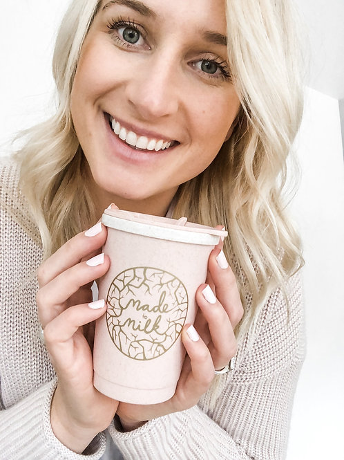 Made to Milk Reusable Eco Cup