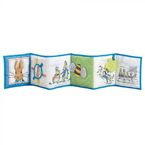 Soft Book: Peter Rabbit Unfold and Discover