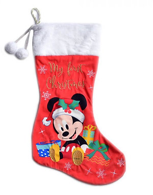 Mickey Christmas: My First Christmas Stocking
