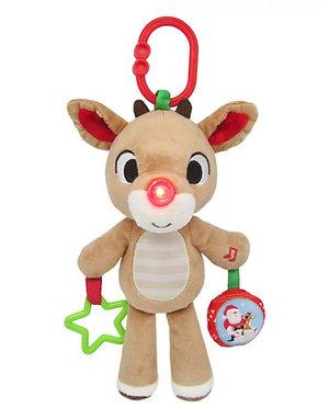 Rudolph Activity Toy