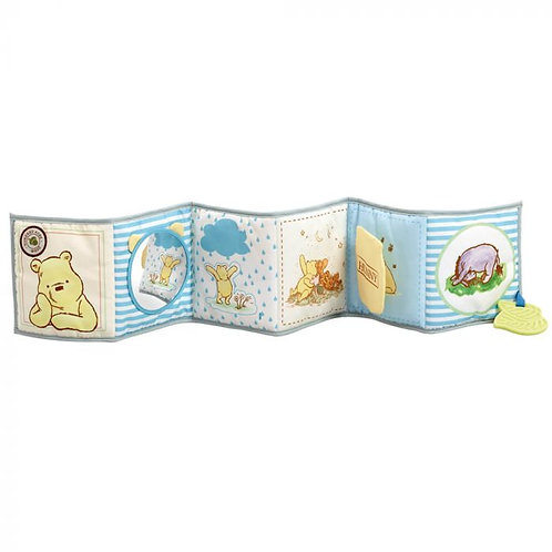 Soft Book: Classic Pooh Unfold & Discover
