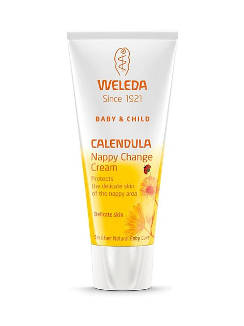 Calendula Nappy Change Cream 75ml