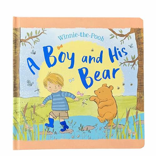 Winnie The Pooh - A Boy and His Bear